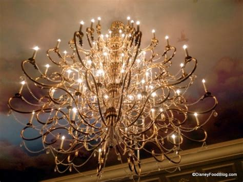 ballroom chandelier review desserts and new dinner menu items at be