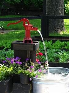 Upcycled, Garden, Decorating, Ideas, 7