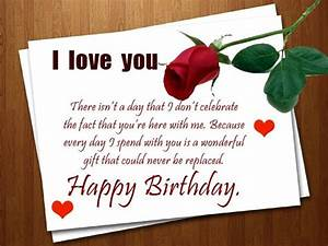 A birthday is a wonderful opportunity to express your ...