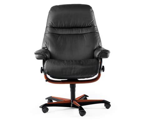 fauteuil bureau stressless fauteuil de bureau dossier inclinable stressless