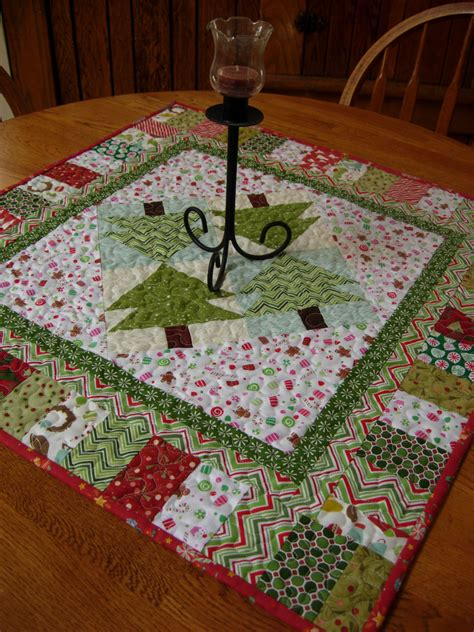wintergreen table topper christmas table topper christmas