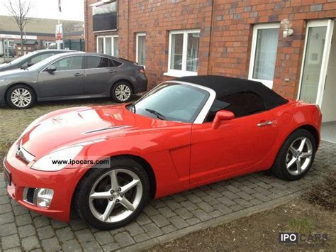 Opel Gt Convertible by 2007 Opel Gt 2 0 Turbo Convertible 1 Air Conditioning