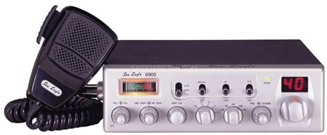 sea eagle 6900 ranger cb radio