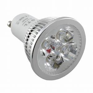 Led Spot 230v : led gu10 spot 230v 4 watt 280lm 20 grad abstrahlwinkel 3200k ebay ~ Watch28wear.com Haus und Dekorationen