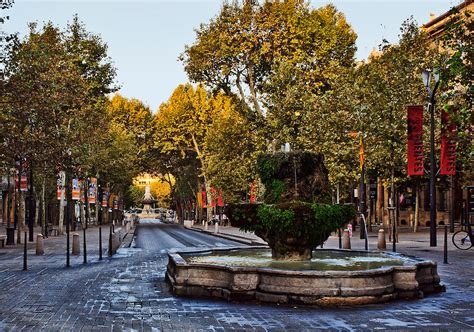 cours cuisine aix en provence cours mirabeau from the nine cannons phil haber