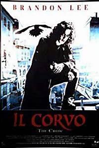 Poster 4 - Il corvo - The Crow