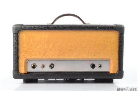 Apache Amps 25w Custom Clean Guitar Tube Power Amp Head