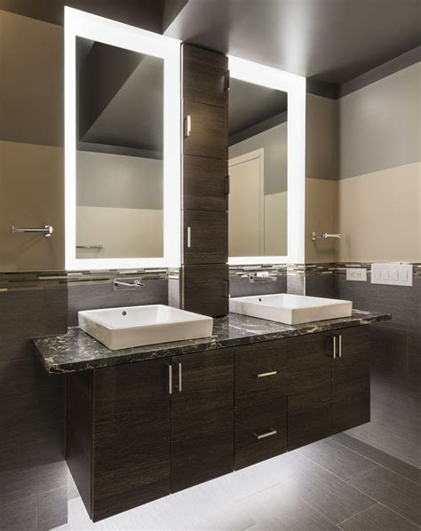 Unique Modern Bathroom Lighting by 44 Best Edge Lighting Bath And Vanity Images On