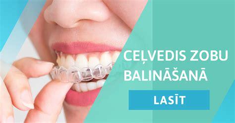 Tavs ceļvedis zobu balināšanā | Smaida Fabrika