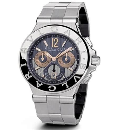 bvlgari diagono calibro  fashion chronograph