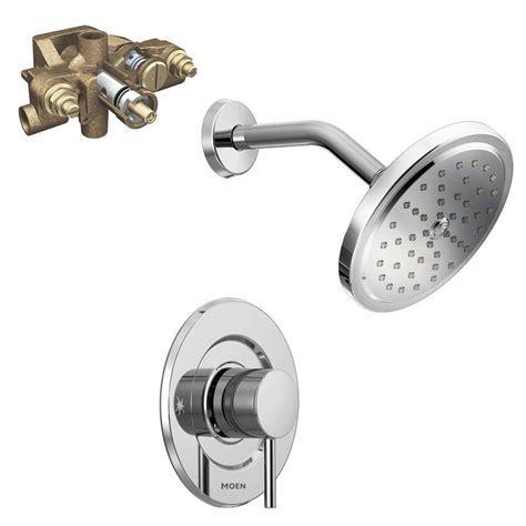 moen single kitchen faucet moen align single handle 1 spray moentrol shower faucet