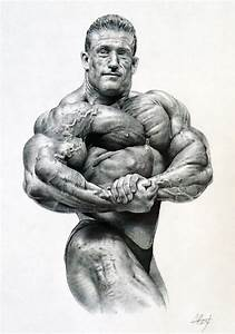 Dorian Yates by AlekseyErtnov on DeviantArt