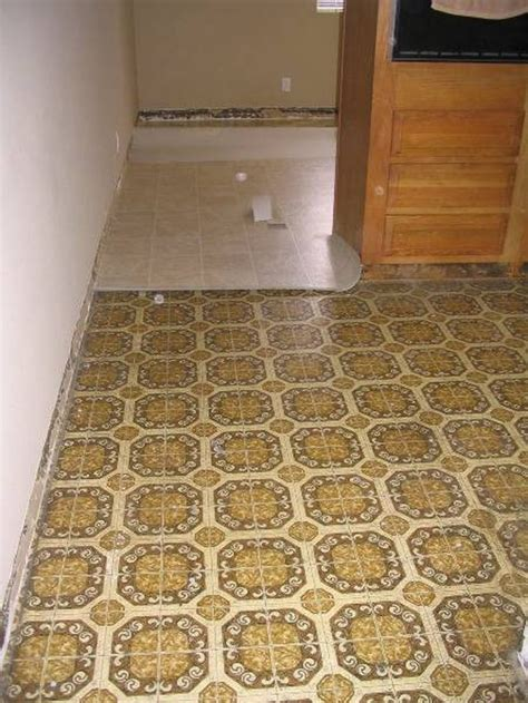 lino flooring removing yellow stains from linoleum floors hunker