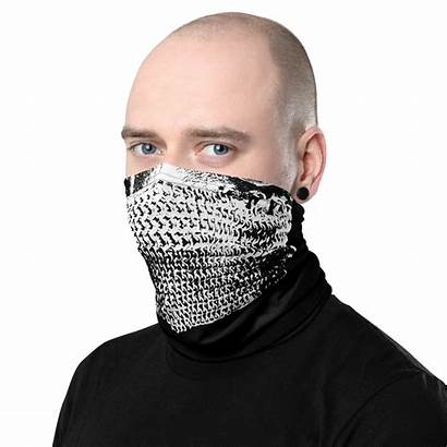 Mask Chainmail Face Gaiter Neck Amenra