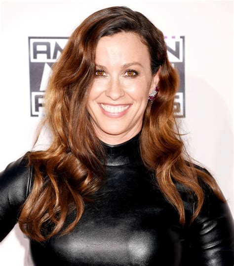Alanis Morissette Breast-Feeds Daughter by Husband and Son ...
