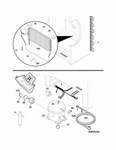 Frigidaire Freezer Parts
