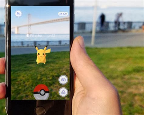Niantic Labs and Pokemon Go: Bringing AR to the Masses