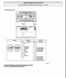 2009 Hyundai Santa Fe Wiring Diagram