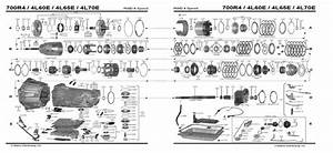 Diagram  4l60e Transmission Diagram