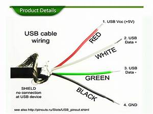 Nook Usb Cable Wiring Diagram