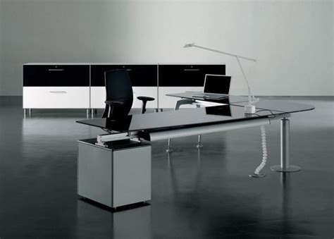 modern executive office desk modern glass office desk www pixshark com images