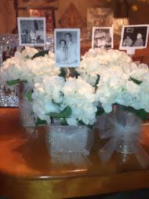 60th wedding anniversary gift ideas 60th anniversary idea for table centerpiece put a picture of the 39 s engagement
