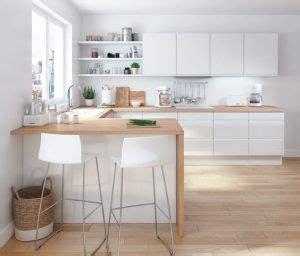 cocina  muebles blancos casa web