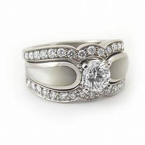 wedding ring wraps and enhancers wedding ideas and With ring enhancers wedding