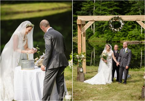 a connecticut country wedding rustic wedding chic