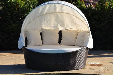 outdoor daybed  canopy babmarcom commercial outdoor furntiure hotel outdoor furniture