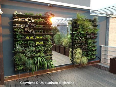 giardino verticale realizziamo giardini e orti verticali per esterni e interni