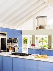 25 colorful kitchens hgtv for Kitchen colors with white cabinets with childrens bedroom wall art