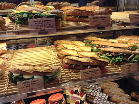 baguette cuisine baguette food sake