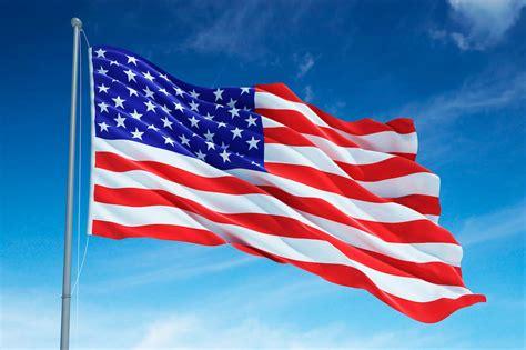 california college students vote   american flag