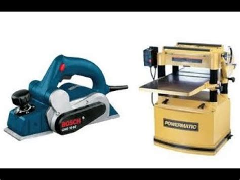 reviews  wood planer  youtube