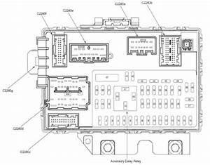 2008 Ford Escape Fuse Box Diagram