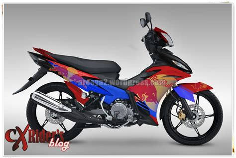 Modif Mx New by Modif New Jupiter Mx Cxrider