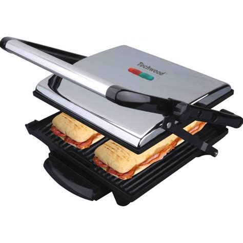 cuisine avec electromenager inclus appareil gril panini techwood tgd 018 achat vente