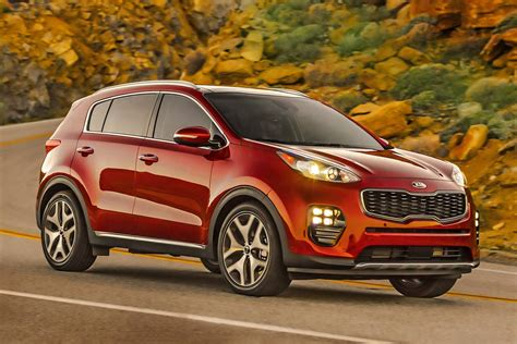 2018 Kia Sportage Suv Pricing  For Sale Edmunds