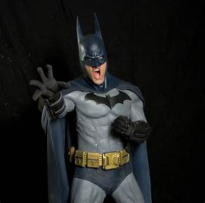 Awesome BATMAN: ARKHAM CITY Costume Design — GeekTyrant