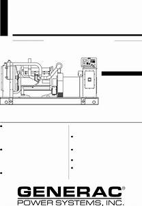 Download Generac Power Systems Automobile Parts Sd150