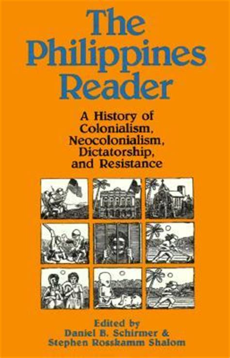 philippines reader  history  colonialism