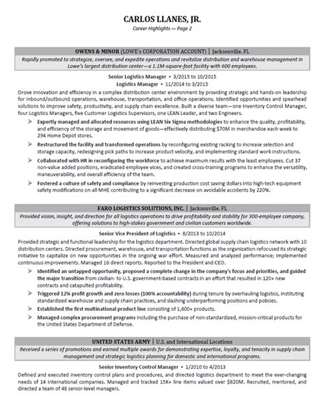 National Account Manager Resume Template by Executive 1 Resume Template Vmr Flyers