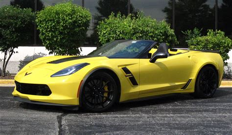 test drive  chevrolet corvette grand sport
