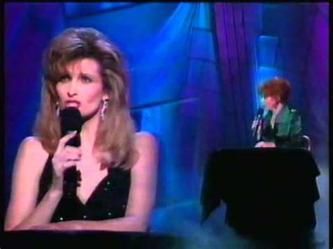 reba mcentire linda davis reba mcentire linda davis does he love you hot country jam