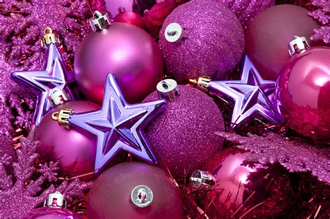 pink christmas background wallpapers9