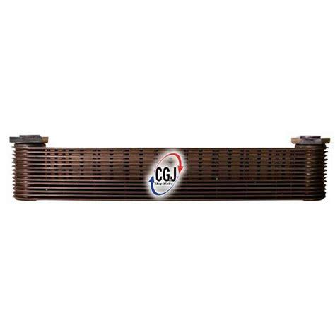 oc  stainless steel oil cooler