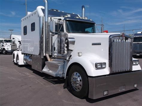 custom kenworth for sale 2013 kenworth w900l with 132 quot custom sleeper for sale in