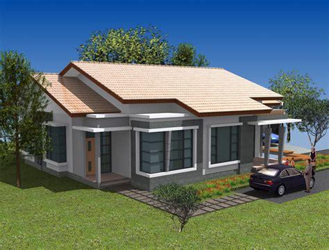 gambar rumah sederhana  kampung  age