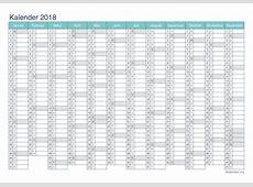 Kalender 2018 zum ausdrucken 7 2019 2018 Calendar
